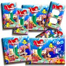 ARIEL LITTLE MERMAID FLOUNDER LIGHT SWITCH OUTLET WALL PLATE ROOM BEDROOM DECOR