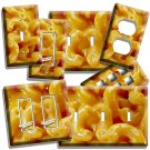 MACARONI AND CHEESE LIGHT SWITCH OUTLET WALL PLATE KITCHEN PANTRY HOME ART DECOR