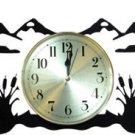 Adirondack Wall Clock- Village Wrought Iron Inc.