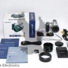 Cyber-shot DSC-H5 silver