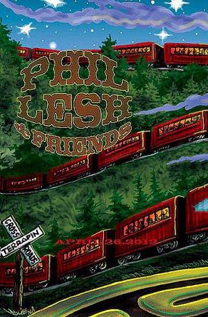 Phil Lesh Quintet 4-26-2012