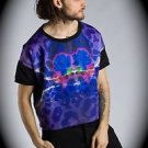 NEW nwt BLIZEDOUT Men RARE T Shirt/Sweatshirt Size XS/EXTRA SMALL ITALY/ITALIAN