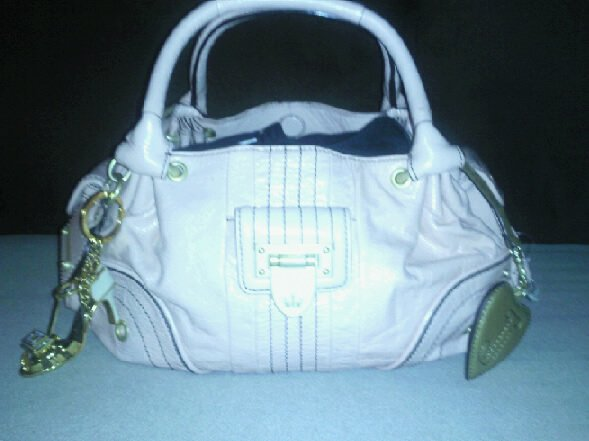 JUICY COUTURE CHARMS TOTE BAG!!