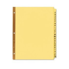 A-Z Index Dividers Avery 11306 FREE SHIPPING