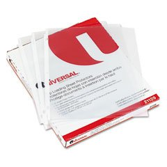 Universal 21129 Top Loading Sheet Protectors Qty 150 FREE SHIPPING