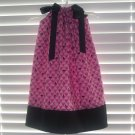 Boutique Barbie Pillowcase Dress w/Matching Bow