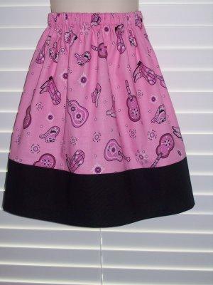 Western Cowgirl Twirl Skirt
