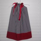 Alabama Crimson Tide Pillowcase Dress
