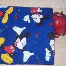 Mickey Mouse Reusable Sandwich/Snack Bag