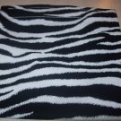 Zebra Print Reusable Sandwich/Snack Bag