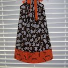 Halloween Ghost Boo Pillowcase Dress