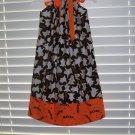Halloween Ghost Boo Pillowcase Dress