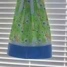 Lime Tinkerbell Pillowcase Dress