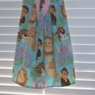 Jungle Friends Pillowcase Dress