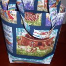 Small Noah's Ark Tote Bag