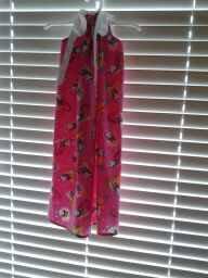 Smurfette Pillowcase Dress