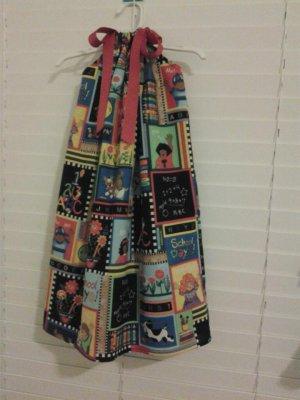 School Days Pillowcase Dress