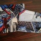 Spiderman Reusable Sandwich/Snack Bag Set