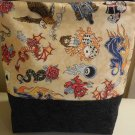 Tattoo Print Toiletry Bag
