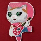Sheriff Callie Embroidered Iron On