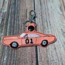 Dukes of Hazard General Lee Key Fob