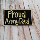 Proud Army Dad Hat Patch
