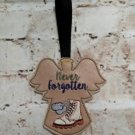 Angel Soldier Ornament