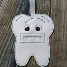 Boy Tooth Fairy Pouch