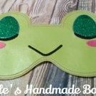 Frog Sleep Mask
