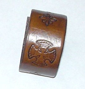 Leather Wristband
