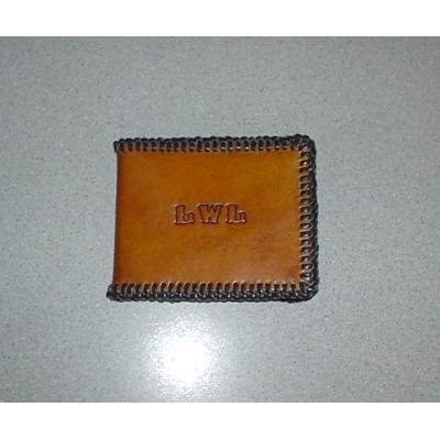 Personalized Bifold Wallet