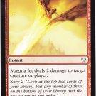 Magma Jet (MTG)  - Near Mint