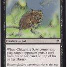 Chittering Rats (MTG) - Near Mint