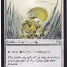 Gold Myr (MTG) - Near Mint