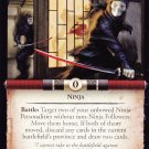 Black Hearts, Red Blades x3 (L5R) - Near Mint