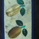 (FRT 02) Wheat Straw Kathal (Jackfruit) Handmade Greeting Card