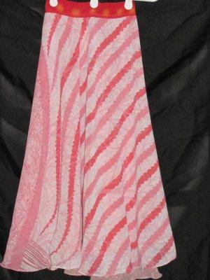 P2601 Preteen/Girls Reversible Sari Wrap Skirt