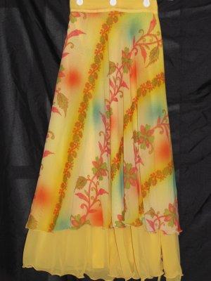 S3414 Small Reversible Sari Wrap Skirt