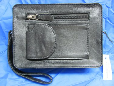Small Leather Bible Case / Bible Bag