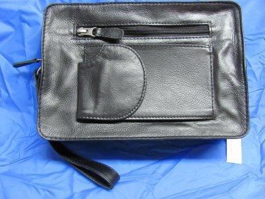Medium Leather Bible Case / Bible Bag