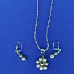Moolight Wrapped Bead Set