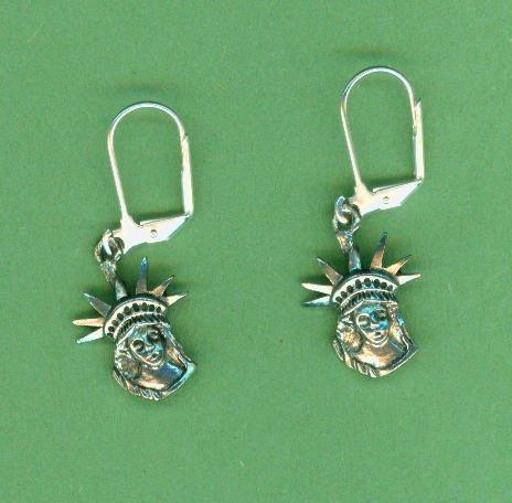Miss Liberty Earrings