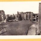 RPPC KENILWORTH CASTLE United Kingdom Postcard