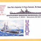 USS NIMITZ CVN-68 35th Anniversary Naval Cover