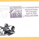 USS THRESHER SSN-593 Anniv of Loss Naval Submarine Cover