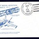 USS CARL VINSON CVN-70 Naval Aviation Anniversary Naval cover