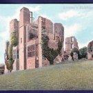 LEICESTER BUILDINGS KENILWORTH United Kingdom Postcard