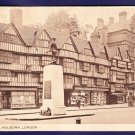 OLD HOUSE HOLBORN LONDON United Kingdom Postcard