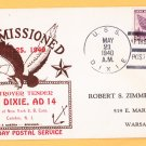 USS DIXIE AD-14 FDPS 1940 Naval Cover