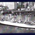 USS WYANDOT AKA-92 Admiral Byrd's Flagship Navy Ship Postcard